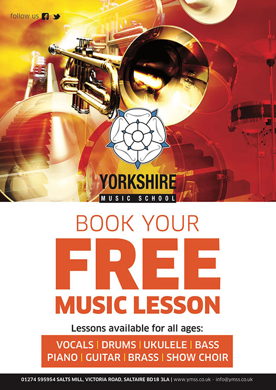 Book your free music lesson!