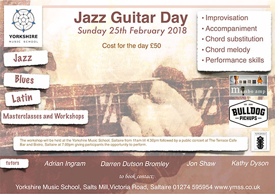 Jazz Guitar Day 2018